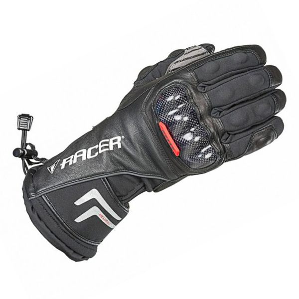Racer Race Carbon Gloves