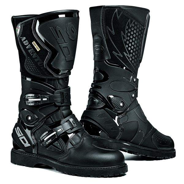 Sidi Adventure Gore-Tex Boots - Black