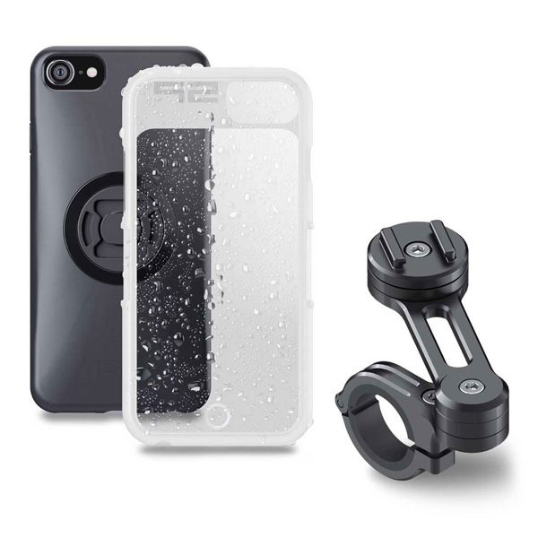 SP Connect Moto Bundle - iPhone 8/7/6s/6 - Black
