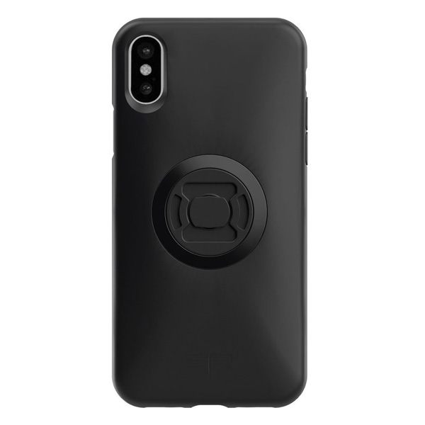 SP Connect Moto Mount Pro Case Set - iPhone X - Black