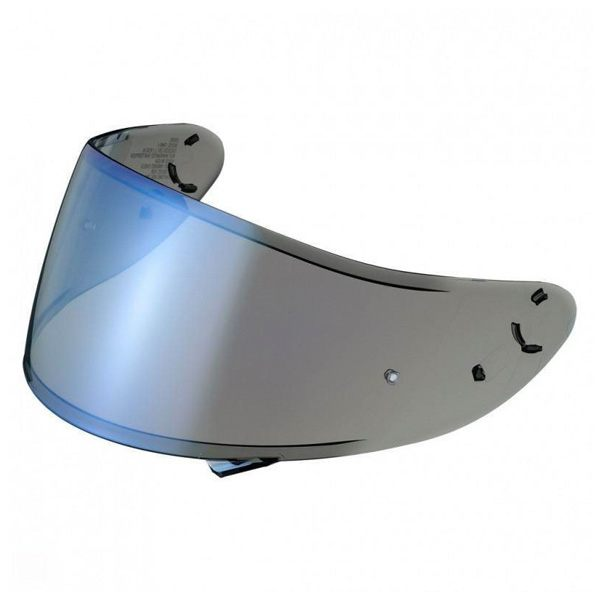 Shoei CNS-1 Visor - Spectra Blue [NOT LEGAL FOR ROAD USE]