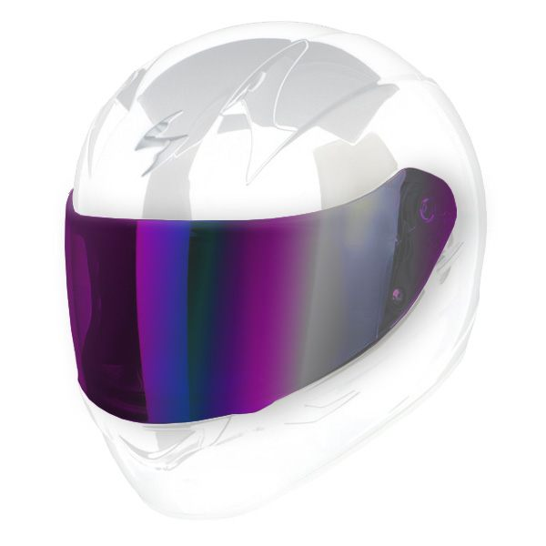 b6258f0f * Scorpion EXO-390/510/710/1200/2000 Visor - Ruby | Infinity Motorcycles