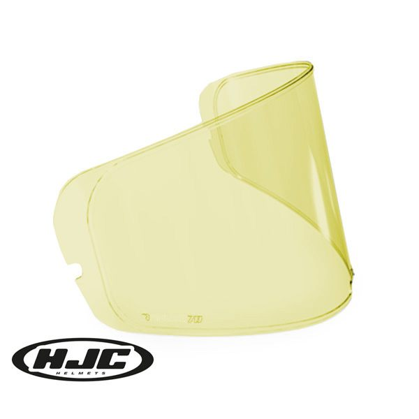 HJC HJ-26 Pinlock - Yellow