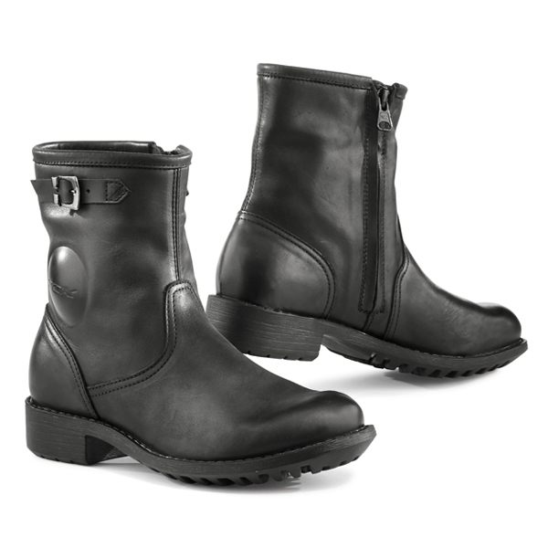 TCX Ladies Biker Waterproof Boots - Black
