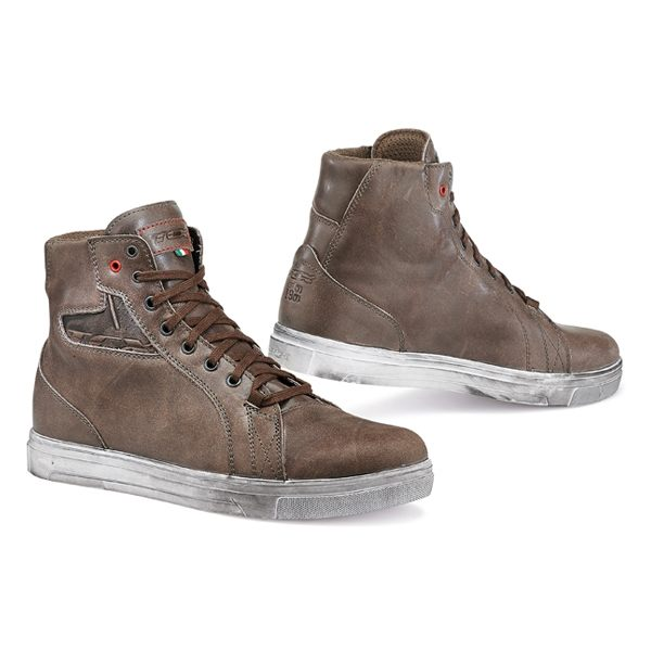 TCX Street Ace Waterproof - Coffee Brown