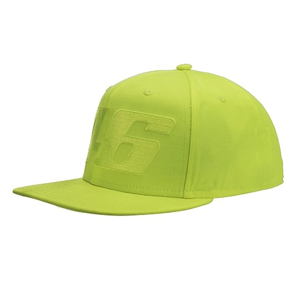 VR46 Core Adjustable Cap - Yellow
