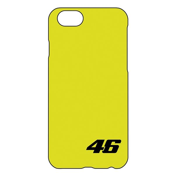 VR46 Core iPhone 7 Cover - Yellow/Black