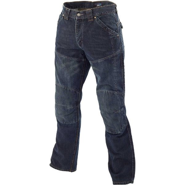 Route One 013 Huntsman WR Reg Jean - Blue Wash