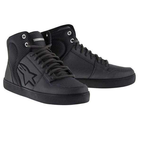 Alpinestars Anaheim Shoes - Stealth Black