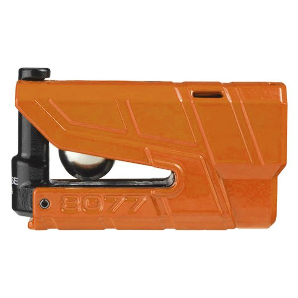 Abus Granit Detecto X-Plus 8077 Disc Lock - Orange