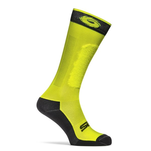 Sidi Socks GP Yellow Fluorescent