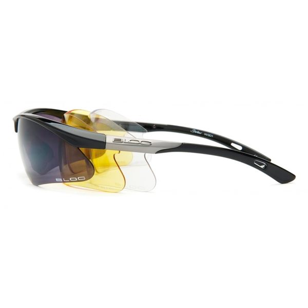 Bloc Shadow Sunglasses Set - W301