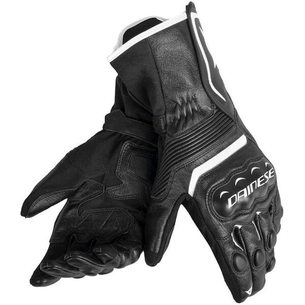 Dainese Assen Gloves - Black/White