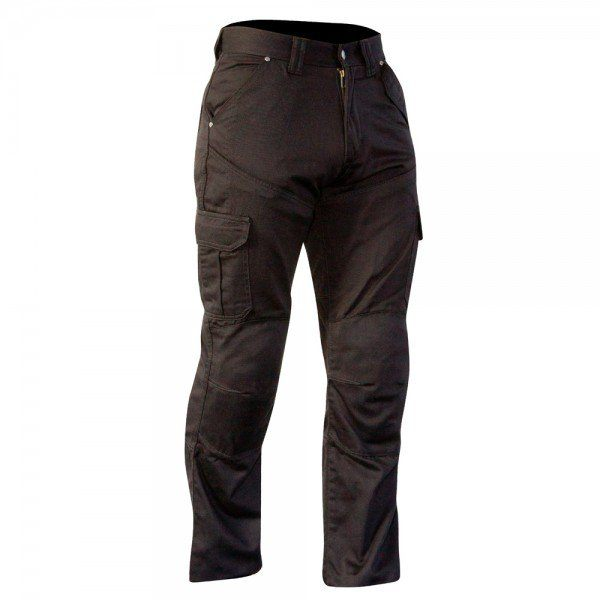 Route One 001 Freeway Cargo Jean - Black