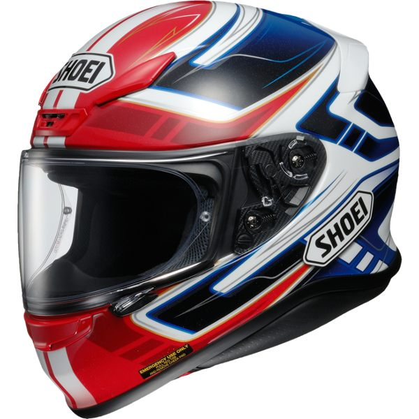 Shoei NXR - Valkyrie (TC1)