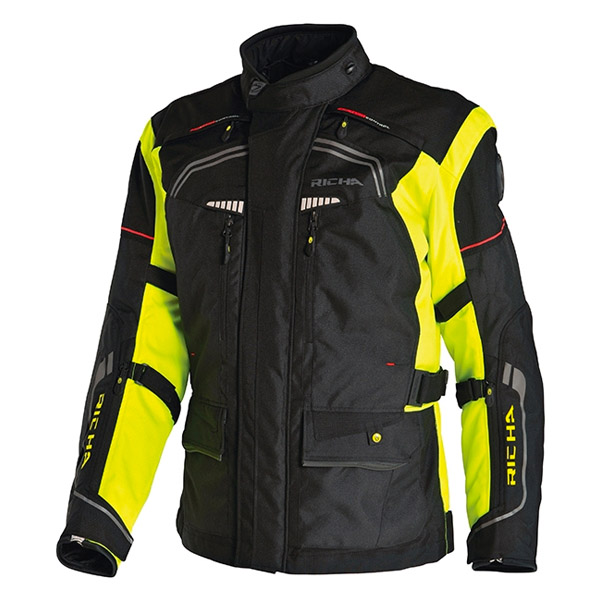 Richa Infinity Jacket - Fluorescent Yellow