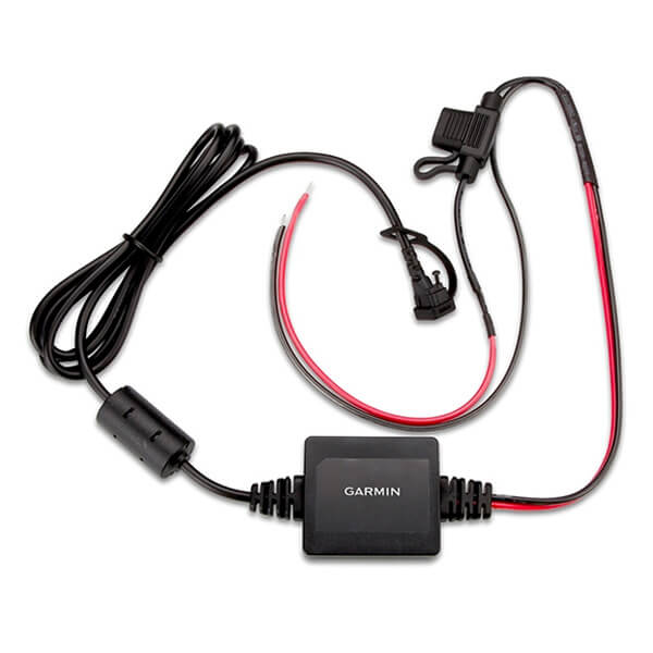 Garmin Motorcycle Power Cable - 395/345