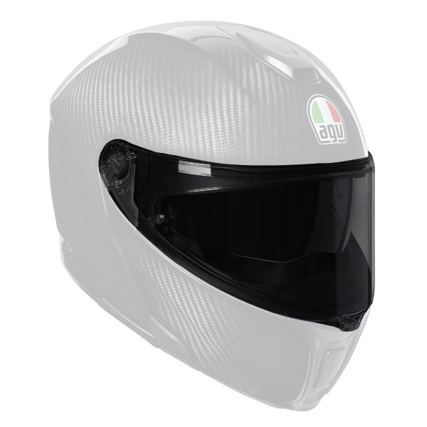 AGV GT3 Pinlock Ready Visor Sports Modular - Light Tint