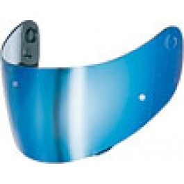 Shoei CX1 Visor - Blue