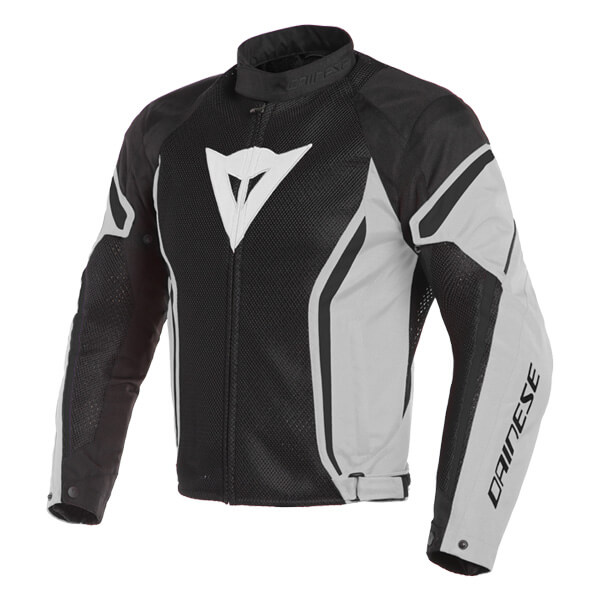 Dainese Air Crono 2 Jacket - Black/Glacier Grey/Black
