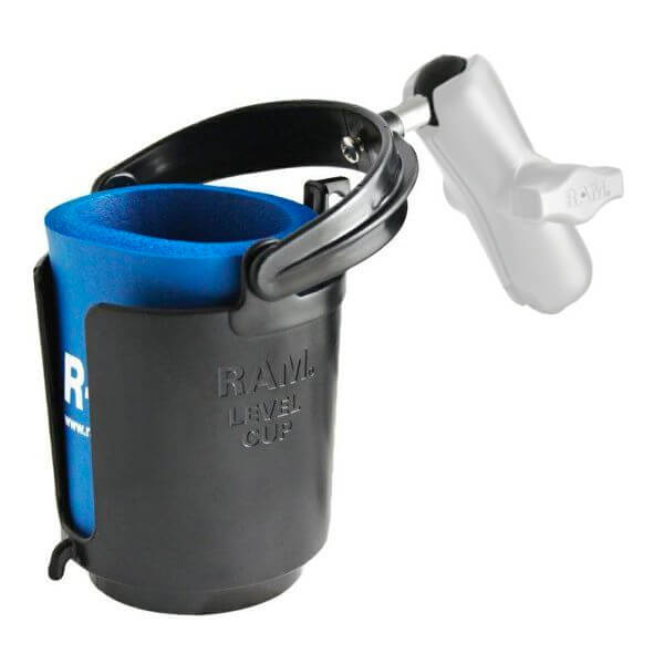 Ram Mount Drink Cup Holder with 1 Ball