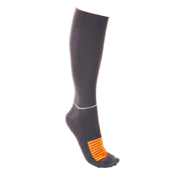 Tucano Urbano Pippi Socks - Grey Orange