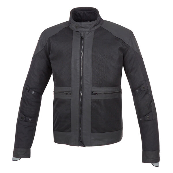 Tucano Urbano Monsieur Mesh Jacket - Black