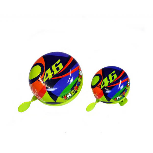 Kiddimoto Large Bell - Valentino Rossi