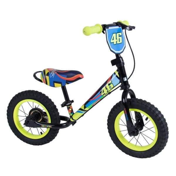 Kiddimoto Super Junior Max Balance Bike - Valentino Rossi