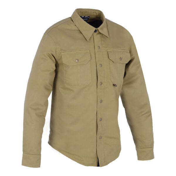 Oxford Kickback Plain Shirt