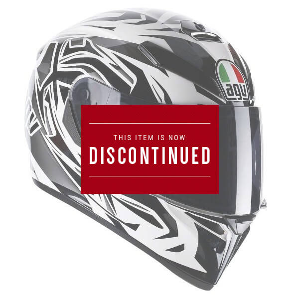 AGV K3-SV - Rookie Black/Gunmetal