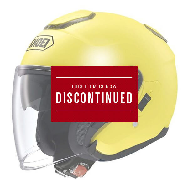Shoei J-Cruise - Brilliant Yellow