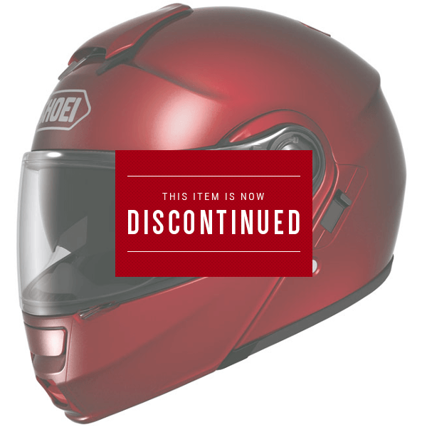 Shoei Neotec - Wine Red (Special Order)