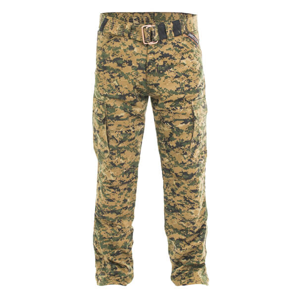 * RST Aramid Cargo Jeans - Digital Green