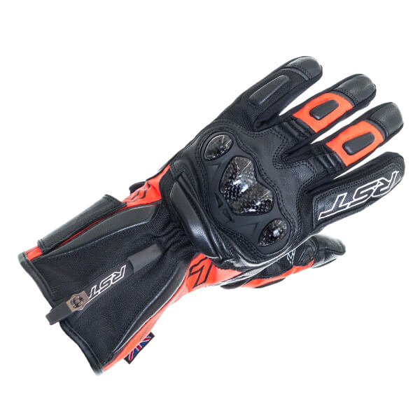 RST Paragon 5 CE Waterproof Gloves - Red