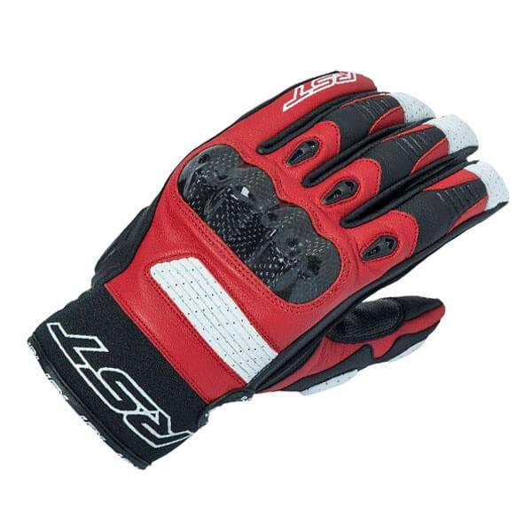 RST Freestyle CE Gloves - Red