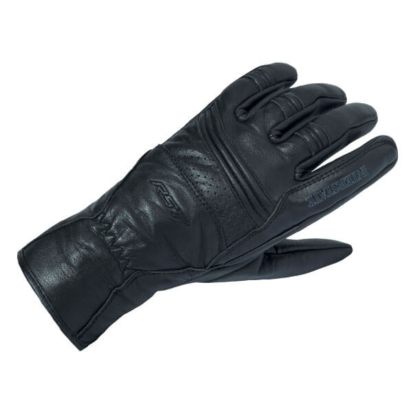 RST Interstate CE Gloves - Black