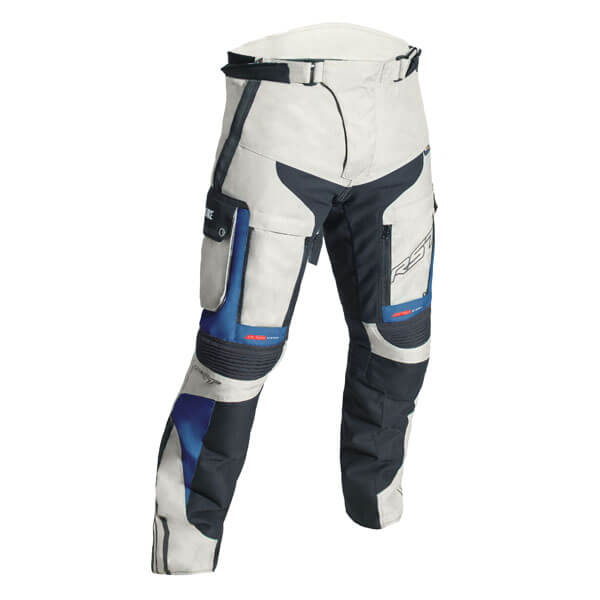 RST Pro Series Adventure 3 CE Trousers - Sand/Blue