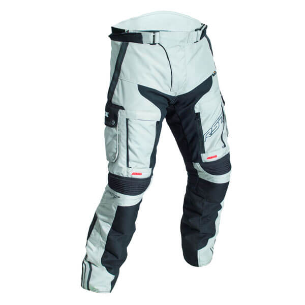 RST Pro Series Adventure 3 CE Trousers - Silver/Black