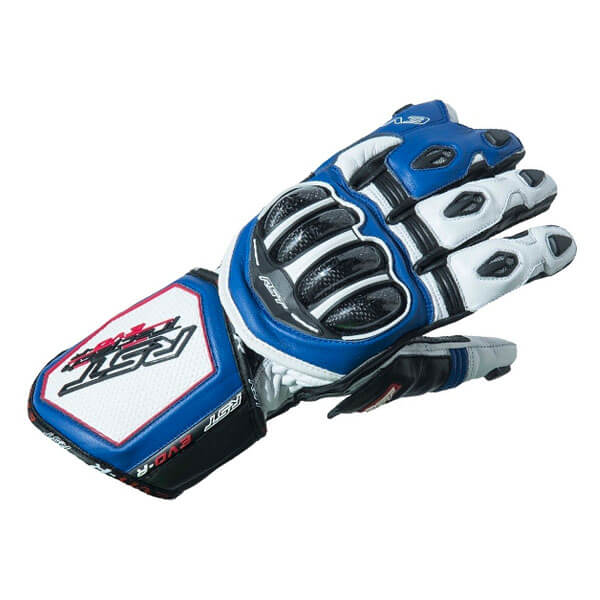 * RST Tractech Evo Race CE Gloves - Blue
