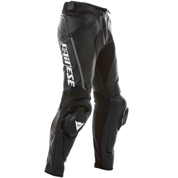 Dainese Delta Pro C2 Leather Jeans - Black
