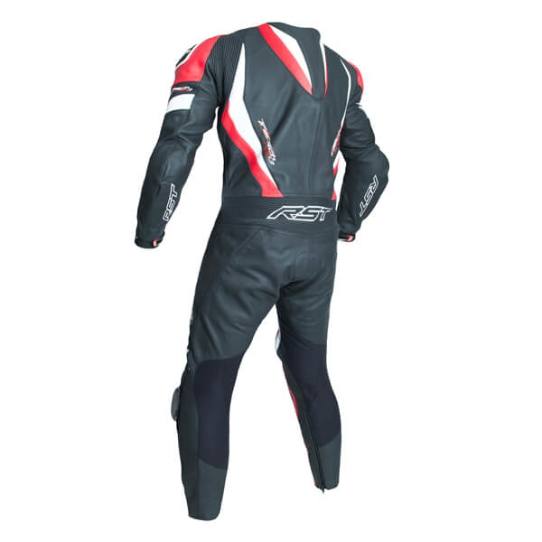 RST Tractech Evo 3 CE Leather Suit - Red