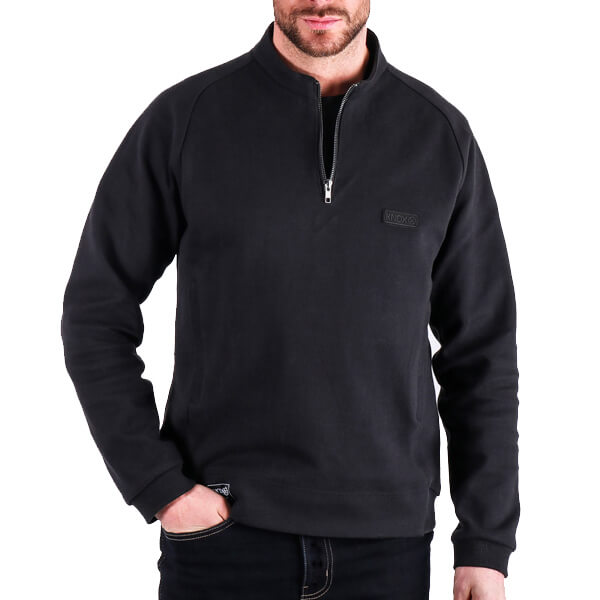 Knox Shield Half Zip Mens Sweatshirt