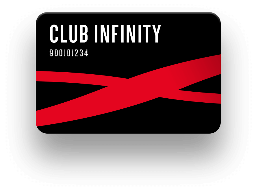 Club Infinity - Join today