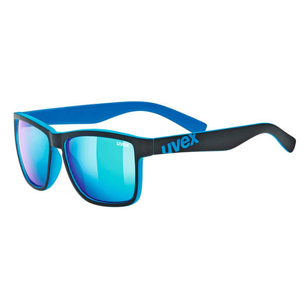 Uvex Sunglasses LGL 39 - Black/Blue