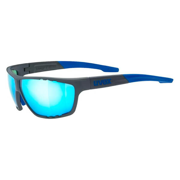 Uvex Sunglasses SP 706 - Matt Blue