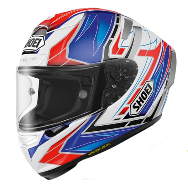 Shoei X-Spirit 3 - Assail (TC2)