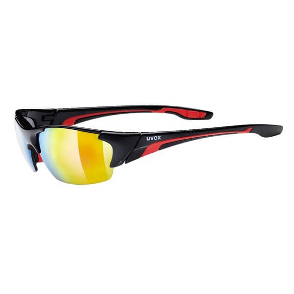 Uvex Sunglasses Blaze 3 - Black/Red
