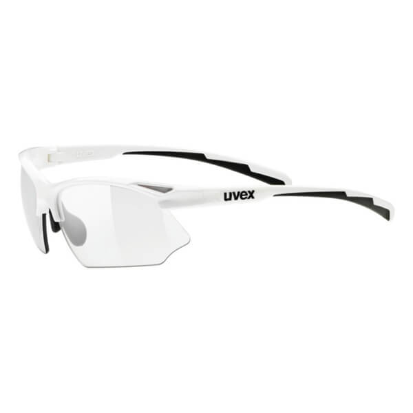 Uvex Sunglasses SP 802 Vario - White