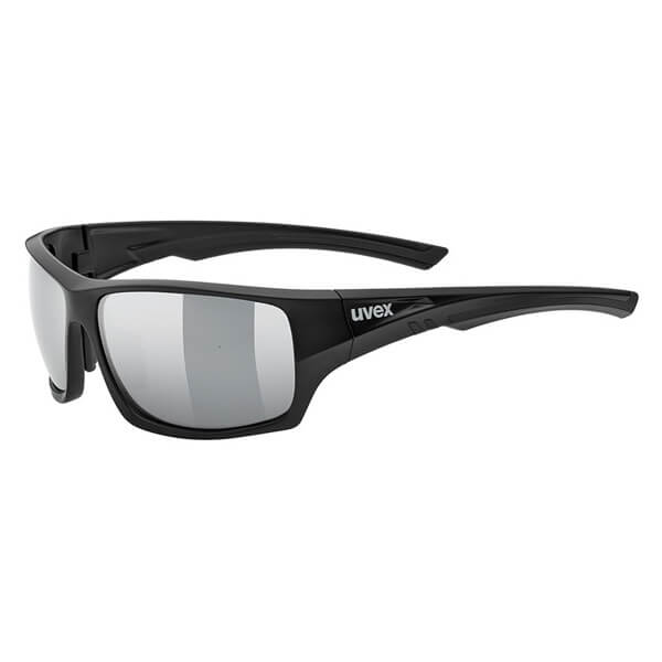 Uvex Sunglasses SP 222 Pola - Matt Black